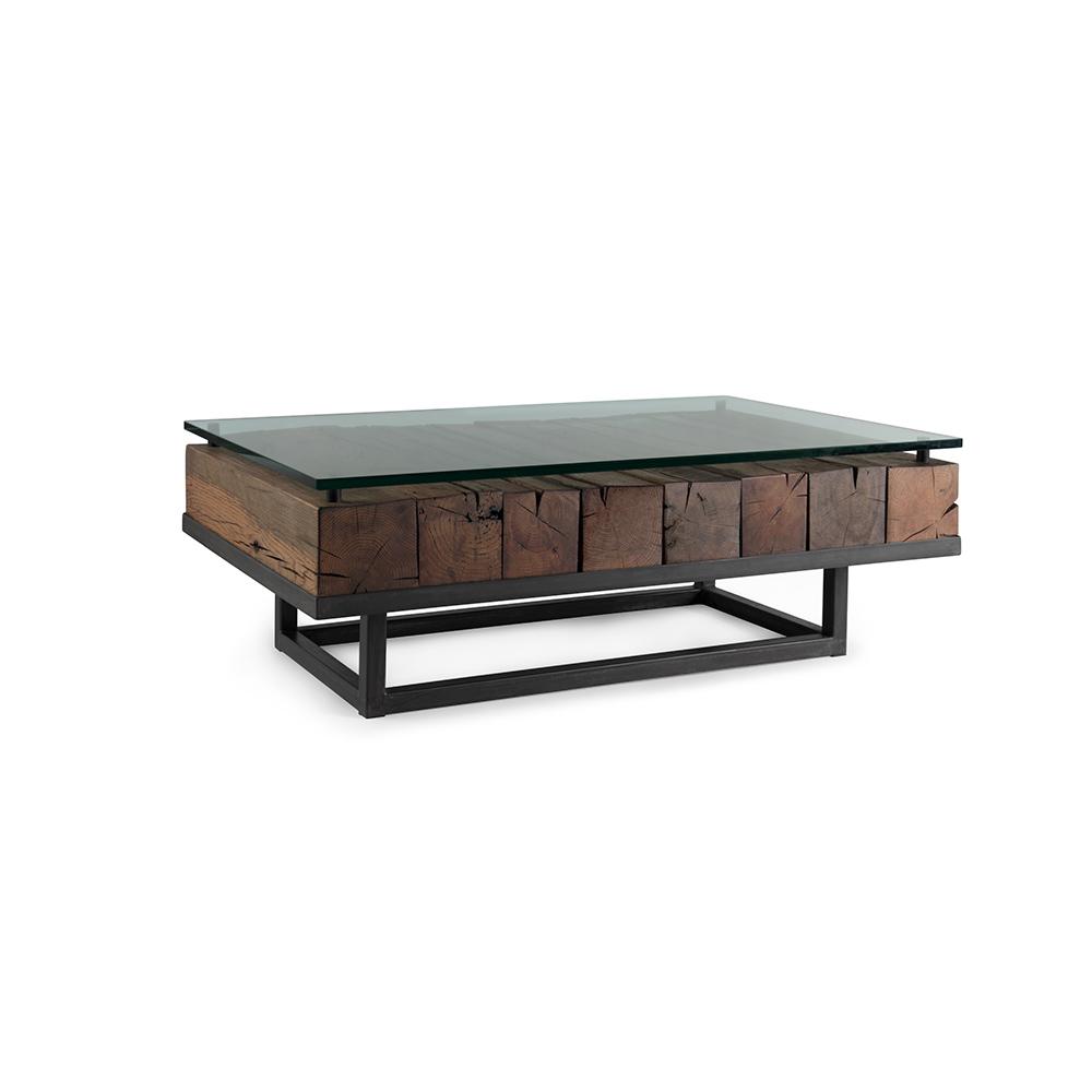 Multi-Beam Coffee Table